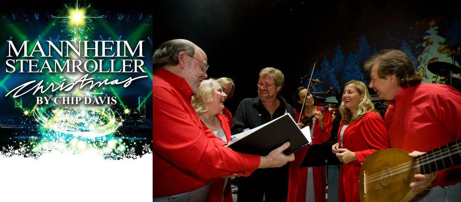 Mannheim Steamroller at The Aiken Theatre
