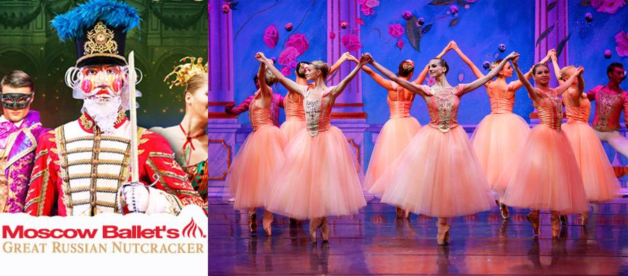Moscow Ballet's Great Russian Nutcracker at The Aiken Theatre