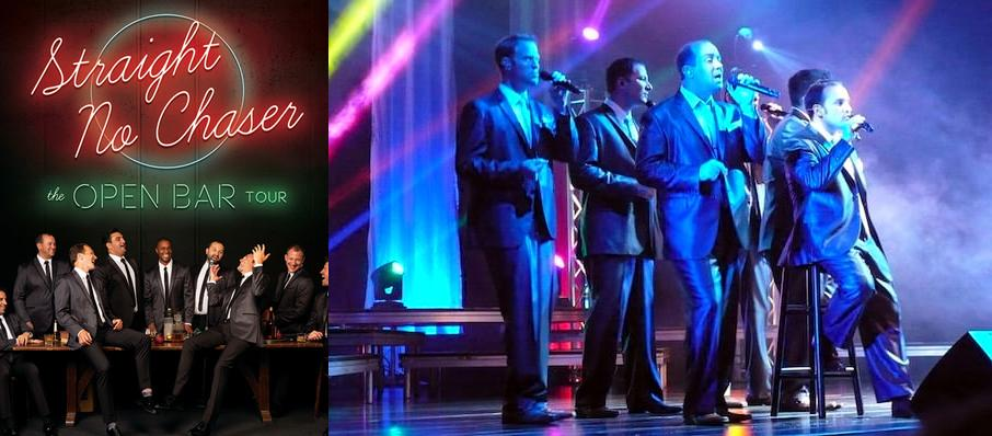 Straight No Chaser at The Aiken Theatre