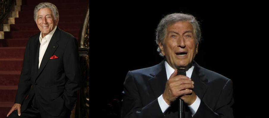 Tony Bennett at Victory Theatre