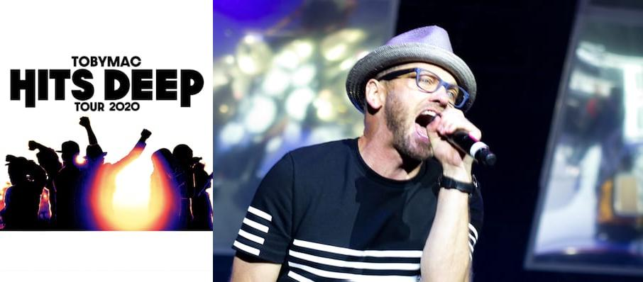 TobyMac at The Aiken Theatre
