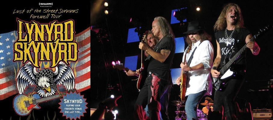 Lynyrd Skynyrd at Ford Center