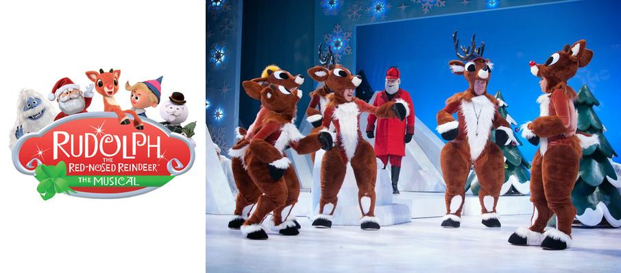 Rudolph the Red-Nosed Reindeer at The Aiken Theatre