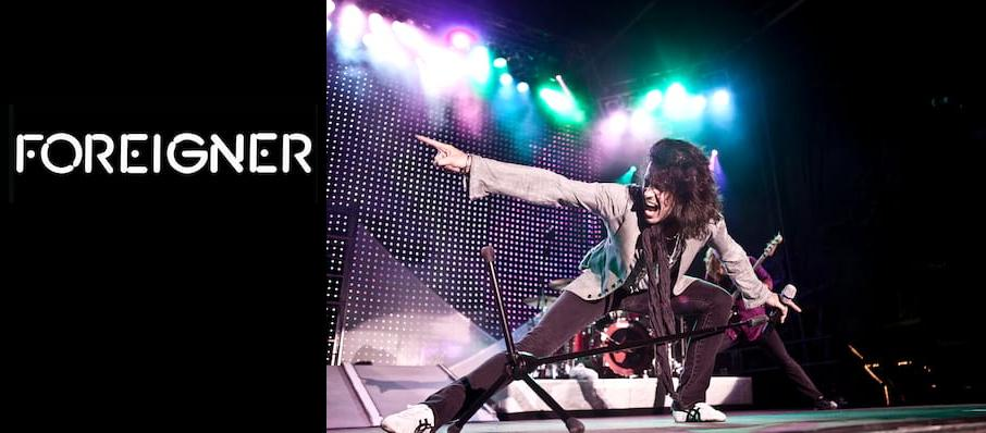 Foreigner at The Aiken Theatre