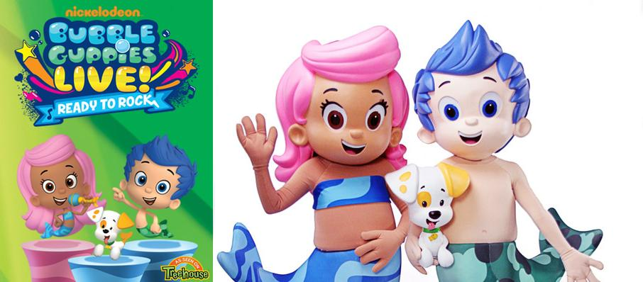 Bubble Guppies Live at The Aiken Theatre