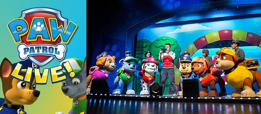 Paw Patrol at The Aiken Theatre