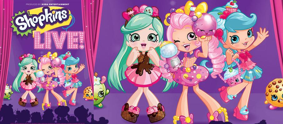 Shopkins Live at The Aiken Theatre