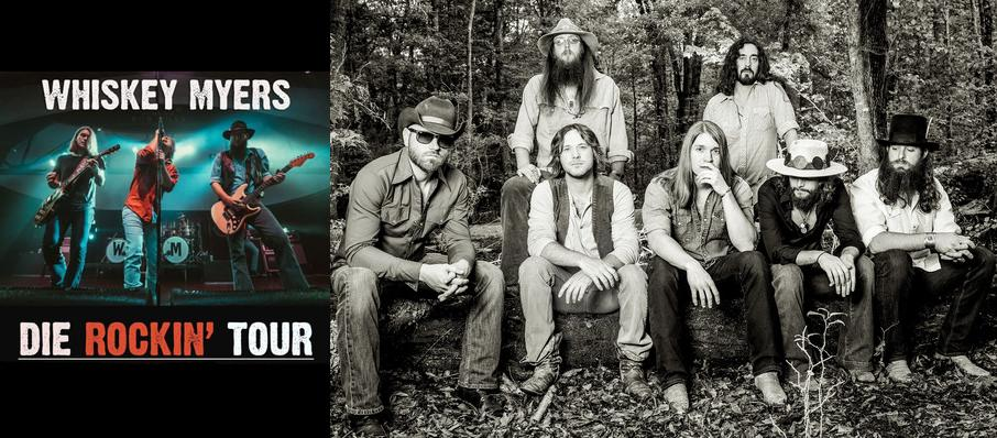Whiskey Myers at Victory Theatre