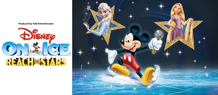 Disney On Ice: Reach For The Stars at Ford Center