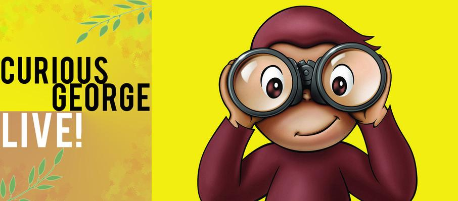 Curious George Live! at The Aiken Theatre