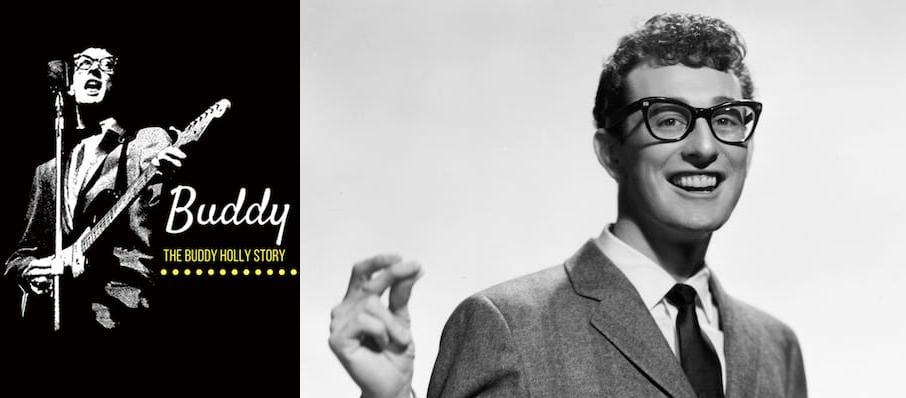 The Buddy Holly Story at The Aiken Theatre