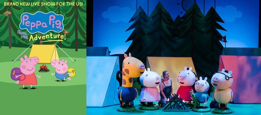 Peppa Pig Live at Victory Theatre