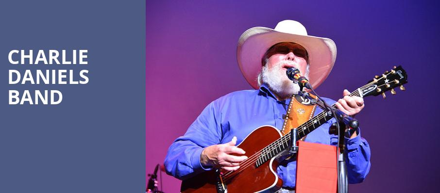 Charlie Daniels Band, Victory Theatre, Evansville