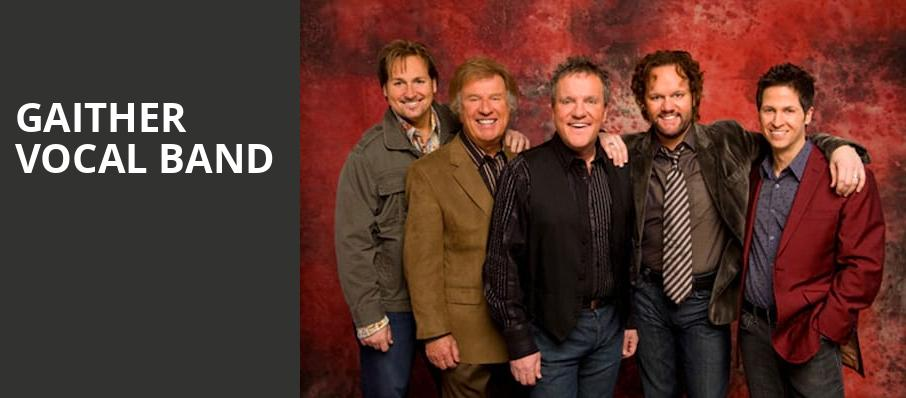 Gaither Vocal Band, Victory Theatre, Evansville