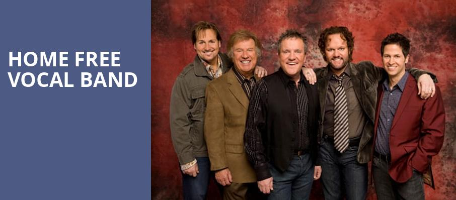 Home Free Vocal Band, Victory Theatre, Evansville