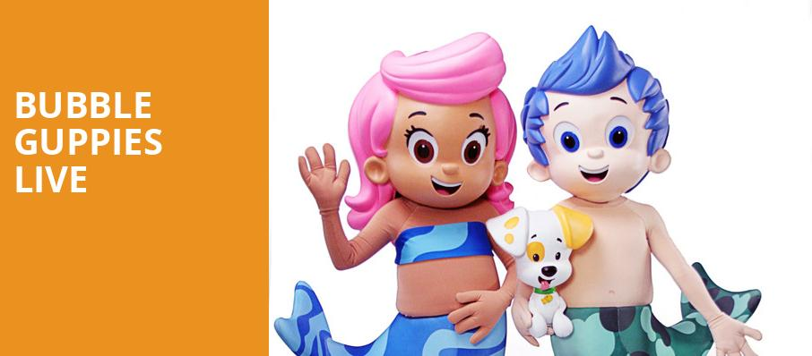 Bubble Guppies Live, The Aiken Theatre, Evansville