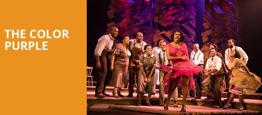 The Color Purple, The Aiken Theatre, Evansville