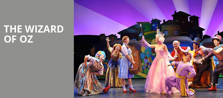 The Wizard of Oz, The Aiken Theatre, Evansville
