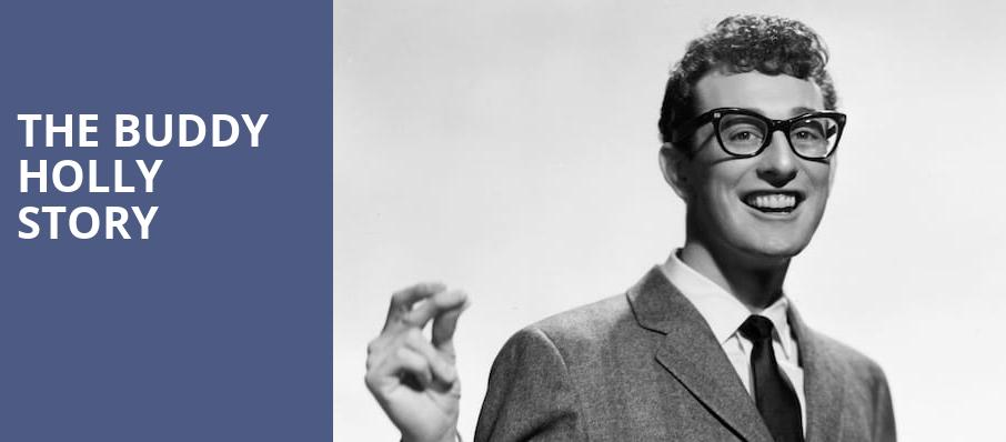 The Buddy Holly Story, The Aiken Theatre, Evansville