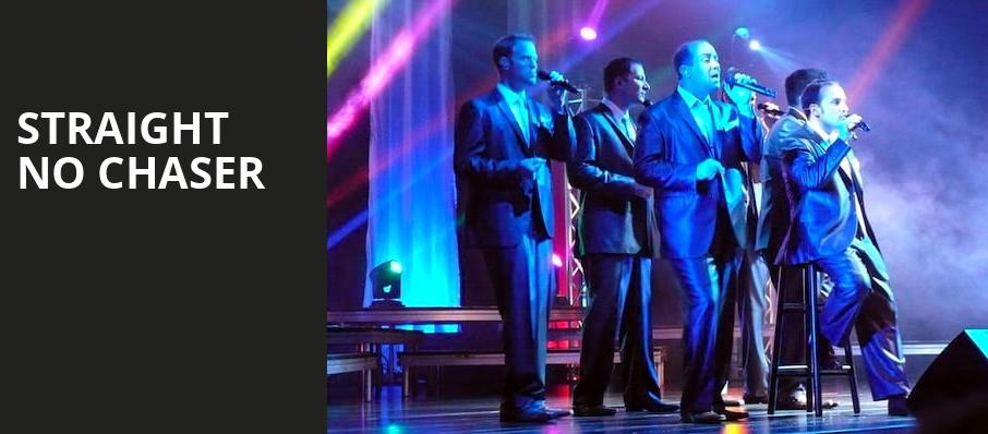 Straight No Chaser, The Aiken Theatre, Evansville