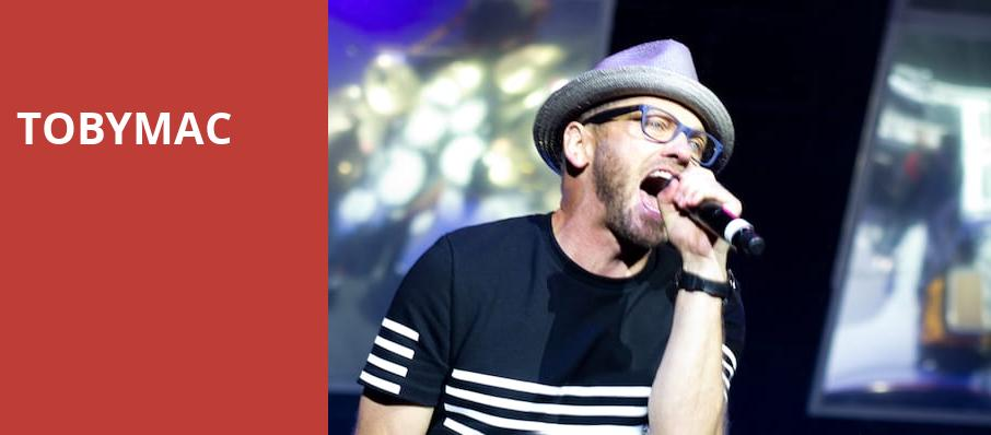 TobyMac, The Aiken Theatre, Evansville