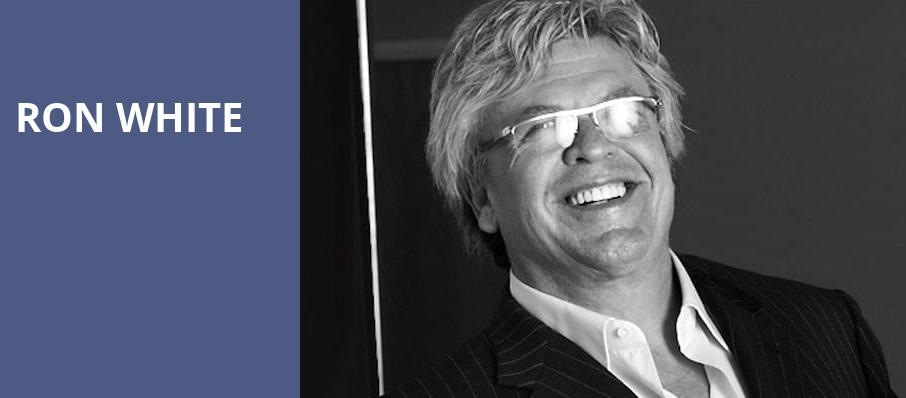 Ron White, Victory Theatre, Evansville